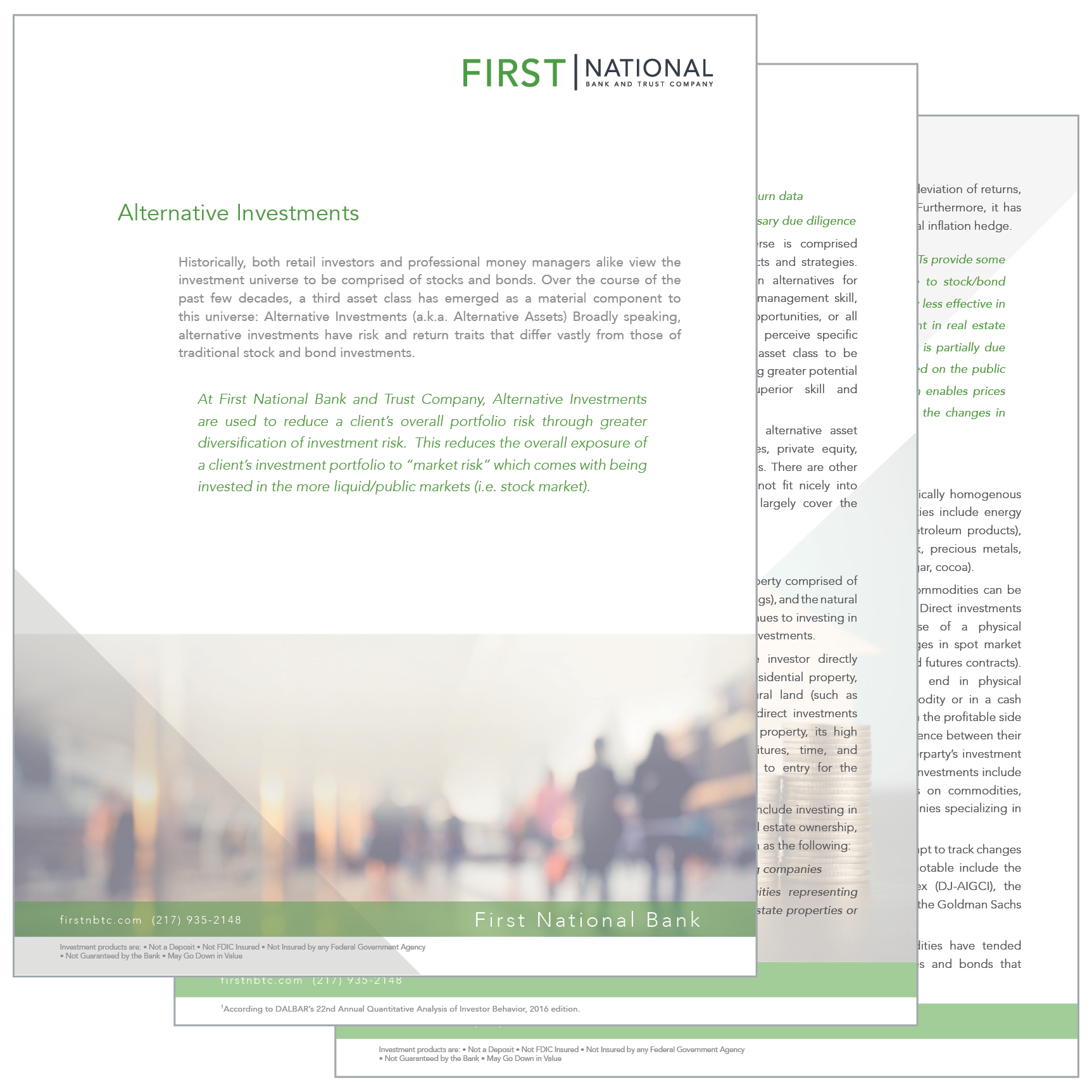 FNBT White Paper - Alternative Investments - Graphic