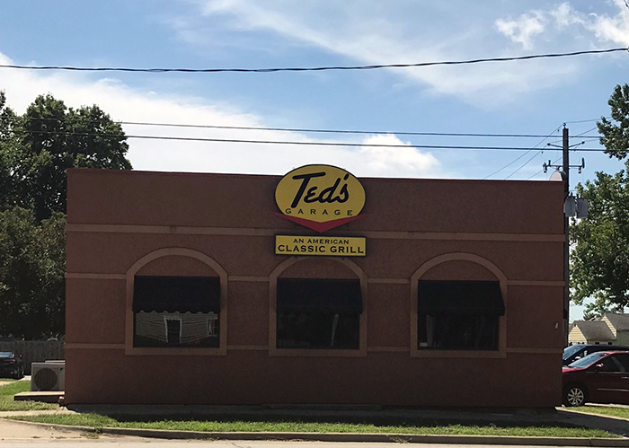 Teds Garage pic edited